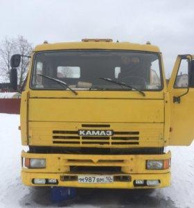 Камаз 651160