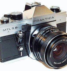 Фотоаппарат Практика МТЛ-5В
