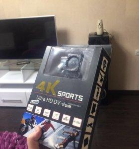 Новая экш камера sj9000