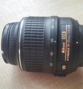 AF-S Nikkor 18-55mm 13.5-5.5 G