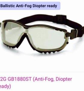 Горнолыжные очки ( Немного поношенные)