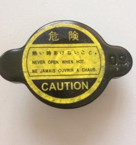 Крышка радиатора на BYD F3