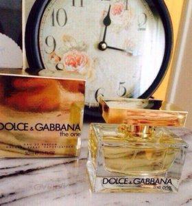Парфюмерная вода Dolce&Gabbana THE ONE жен.