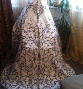 Новое шикарное свадебное платье