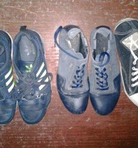 Обувь,красовки