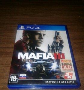 Игра на PS4 Mafia 3