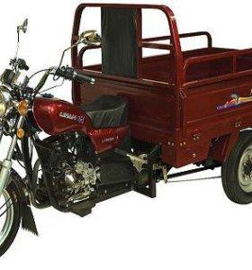 Мотоцикл Лифан грузовой