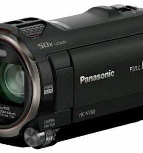 Full HD Видеокамера Panasonic HC-V 730