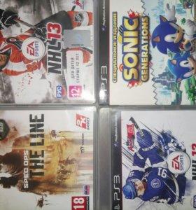 Диски лицензия для Sony PlayStation 3