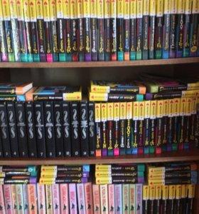 90 книг Донцовой