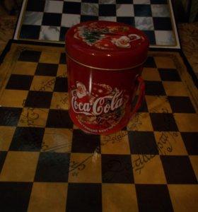 Копилка Кока-Кола coca-cola банка