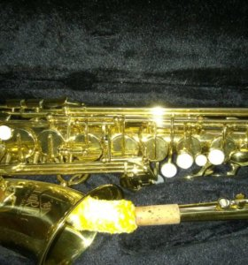 альт саксофон Trevor J. James Horn Classic II