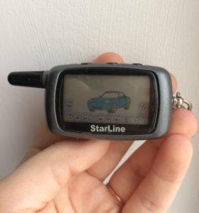 Авто сигнализация, StarLine 6