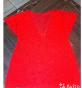 Пляжное платье. 46 размер.