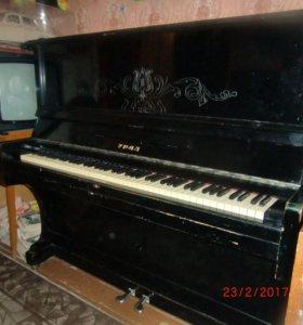 Пианино Урал