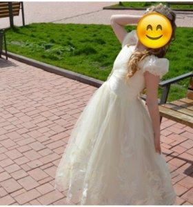 Платье ( выпускной)