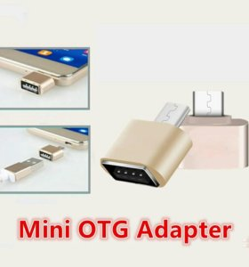 Переходник USB/micro USB (OTG adapter)