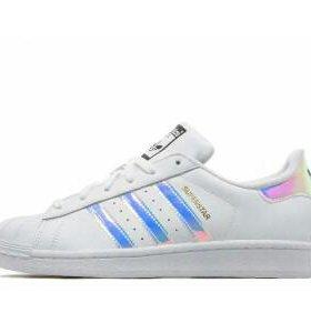Кроссовки Adidas Superstar II 2 (w)