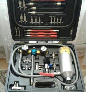 Стенд для промывки инжекторных систем