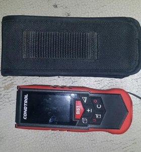 Лазерная рулетка, дальномер, condtrol X2 plus