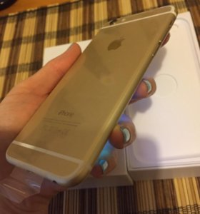 iPhone 6 16gb Gold🌕