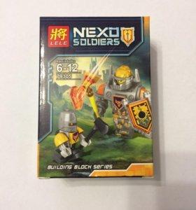 Мини фигурки NEXO SOLDIERS
