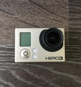 GoPro hero 2 black edition