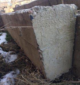 Фундаментные блоки 30 см