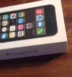 iPhone 5s 16 Gb (без отпечатка)
