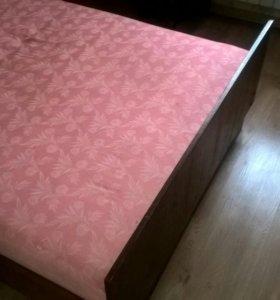Кровать б\у