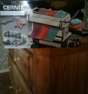 Машинка для полимерной глины cernit