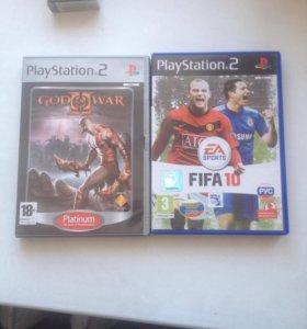 Диски Sony PlayStation 2