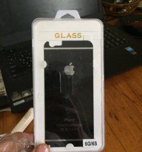 Защитное стекло для айфон 6,6s