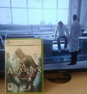 Лицензионный диск на X-BOX (Assassin's creed)