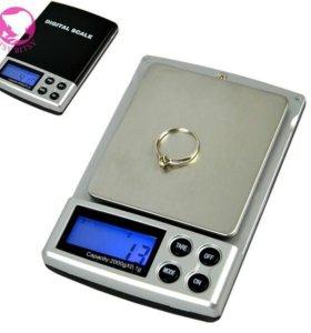 Электронные весы 2000г х 0.1г