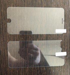 Стекла на IPhone 7 и 7+