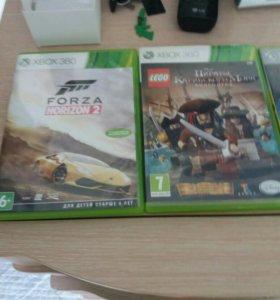 9 штук игр на Xbox 360