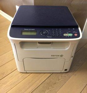 Принтер-сканер цветной Phaser6121MFP/S