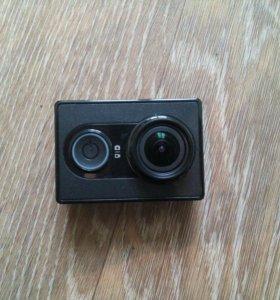 Экшн камера Xiaomi yi(black)