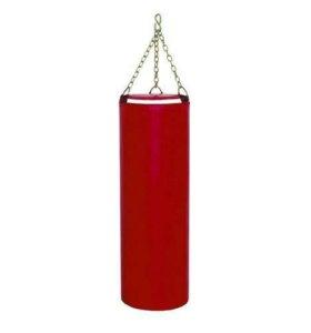 Мешок боксерский 75см, d-26, 20кг (кольцо, цепь)