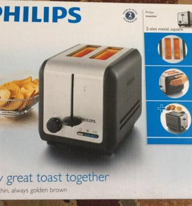 тостер philips hd 2627