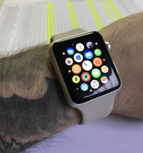 Обменяю Apple Watch 42mm
