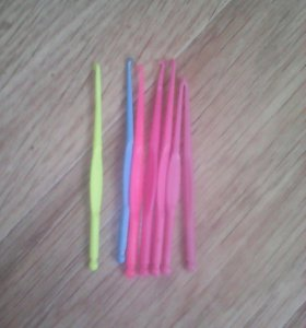 Крючки для плетения!