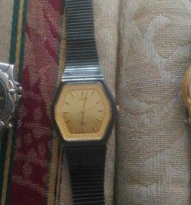 Советские наручные часы.