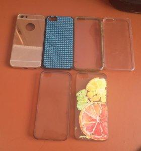 Чехлы б/у iPhone 5s