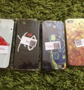 Чехол для айфон 5 и 5S