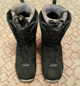 Ботинки для сноуборд Salomon Savage