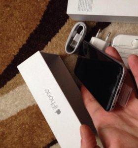 Айфон 6 серенький 64