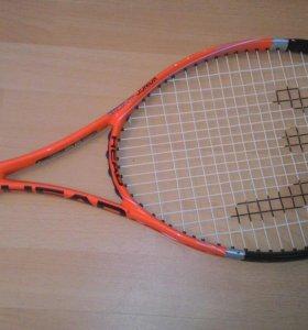 Ракетка для большого тенниса. HEAD RADICAL JUNIOR.