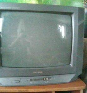 Телевизор sharp и panasonik